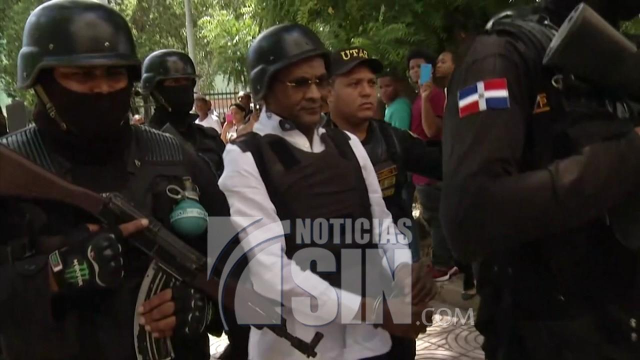 Rechazan recusación de jueza conoce medidas de coerción Pascual Cabrera