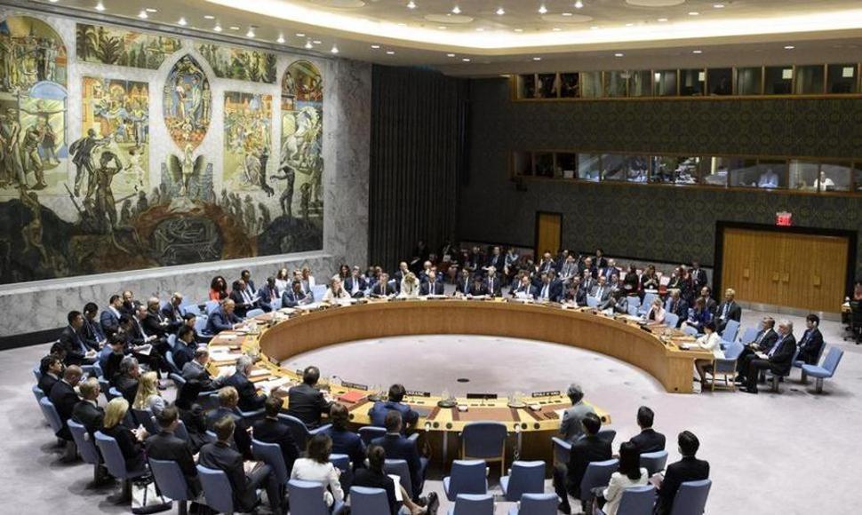 EEUU convoca reunión sobre Nicaragua en Consejo de Seguridad de la ONU