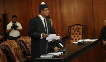 Abogado interpone acción de inconstitucionalidad contra Ley de Partido