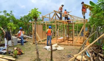 Ejecutan programa de reparación de 200 viviendas en El Seibo y RD