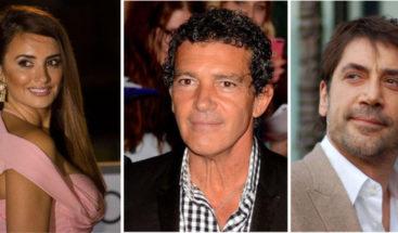 Banderas, Cruz y Bardem estrenan hoy sus últimas películas en Toronto