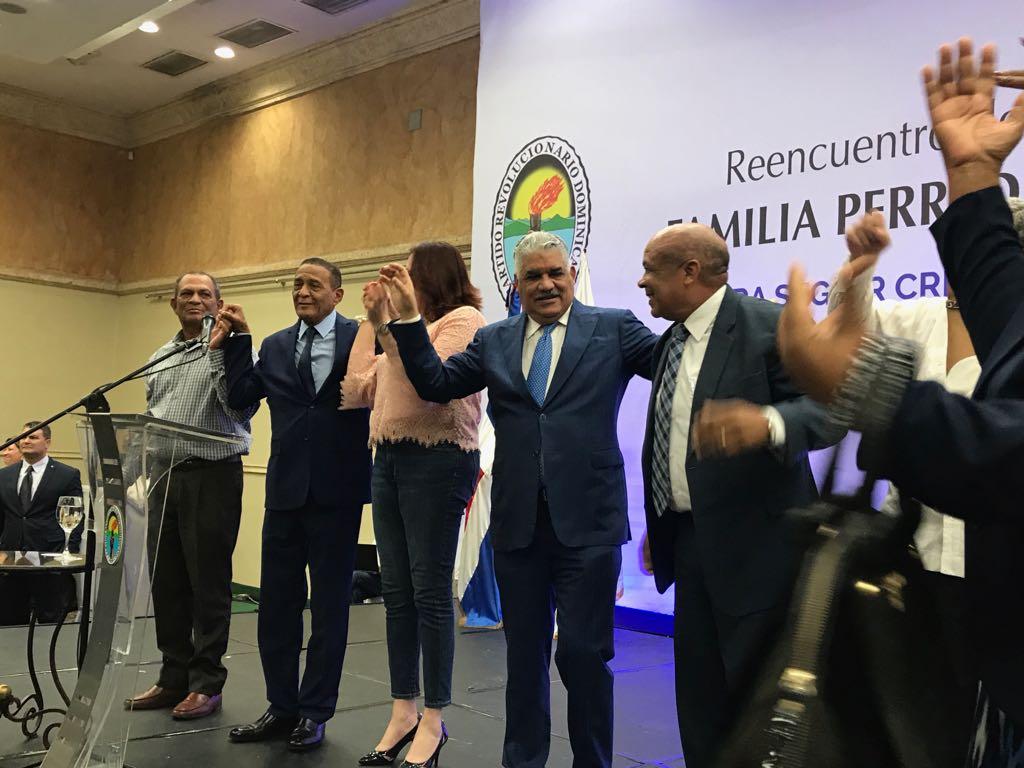 PRD realiza reencuentro para su crecimiento y unidad