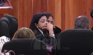 Fiscal Yeni Berenice Reynoso deja este viernes la fiscalía del DN