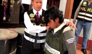 Pareja asesina bebé en Perú porque no tenían dinero para darle de comer