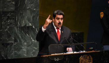 Maduro asegura en la ONU que está dispuesto a dialogar con Trump