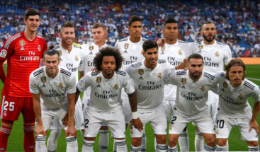 Galardonan al Real Madrid como el Club Europeo del año