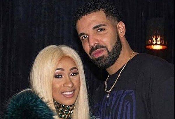 Resultado de imagen para Drake lidera junto a Cardi B