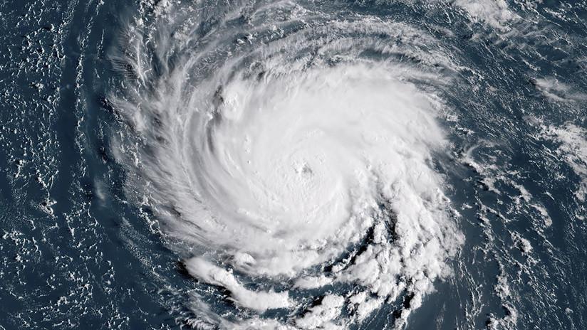 Carolina del Norte ordena evacuaciones por huracán Florence
