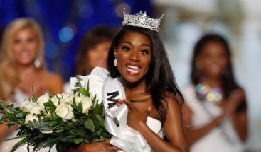 Eligen por primera vez a Miss América sin el desfile en traje de baño