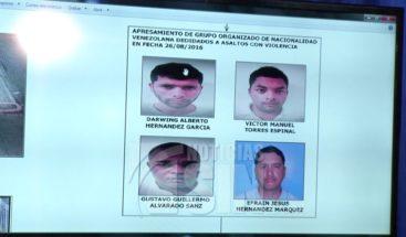 Policía dice asaltantes de restaurante en Naco son venezolanos