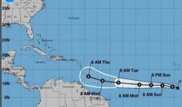 Onamet dice mantiene vigilada la tormenta tropical Kirk