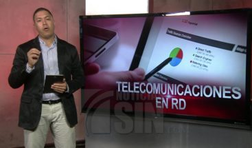 Estadísticas relacionadas al uso de las telecomunicaciones en RD