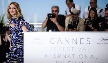 Vanessa Paradis y otros famosos piden acción contra violencia machista