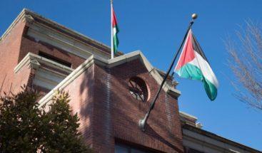 EE.UU. cierra la misión palestina en Washington