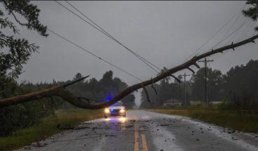 Cerca de un millón siguen sin electricidad por Florence en sureste EEUU