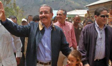 Medina visita este domingo la provincia Hermanas Mirabal