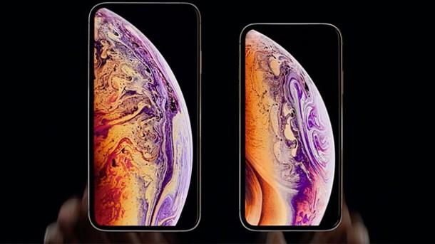 Apple presenta iPhone XS y XS Max, con protección especial ante líquidos