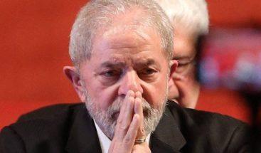 Lula desiste de disputar la Presidencia; anuncia a Haddad como sustituto