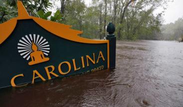 Aumentan a 13 muertos por Florence, que se degrada a depresión tropical