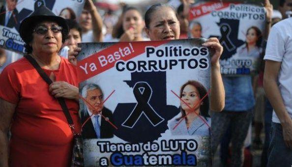 Condenan intentos de bloquear lucha anticorrupción en Guatemala