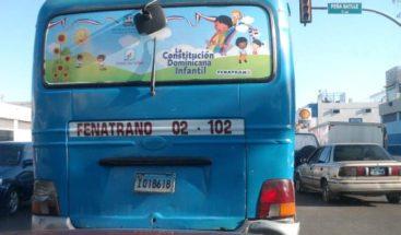 Fenatrano paraliza varias vías en reclamo por precios de combustibles