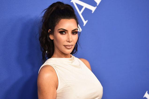 Kim Kardashian vuelve a Casa Blanca para hablar sobre clemencia a presos