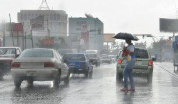 Onamet: Habrá chubascos aislados hacia el interior del país