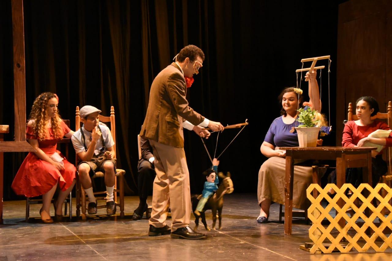 """Participan en """"Festival Nacional de Teatro Aficionado Emilio Aparicio"""""""