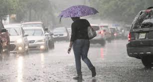 Onamet pronostica aguaceros y tormentas eléctricas en el país
