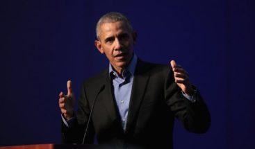 Obama vuelve a la arena política de cara a elecciones legislativas