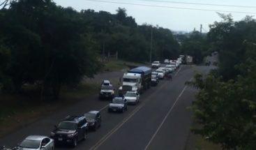 Sindicatos paralizan el transporte en Costa Rica por combustibles