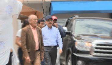 Presidente Medina realiza visita sorpresa en municipio de Azua