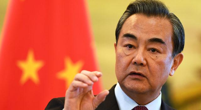 Se espera que canciller de China llegue al país esta noche