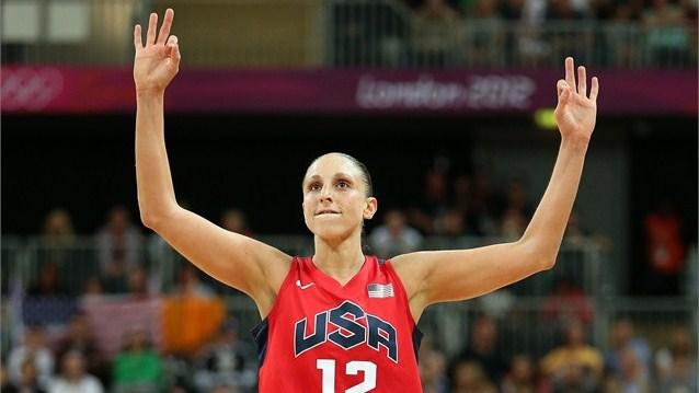EE.UU va a semifinales del campeonato del Mundo baloncestofemenino