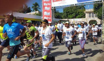 Realizan maratón para realizar obras sociales en Dajabón
