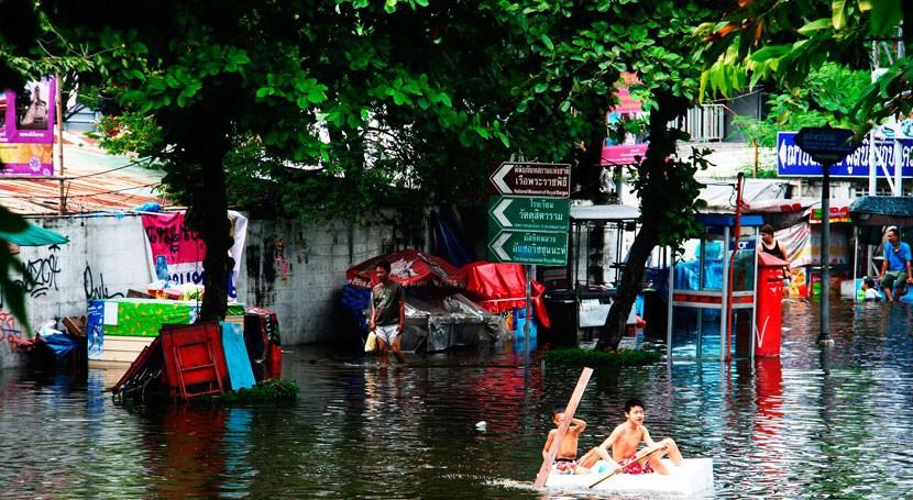 Lluvias causan 76 muertos y 75 desaparecidos, según Cruz Roja