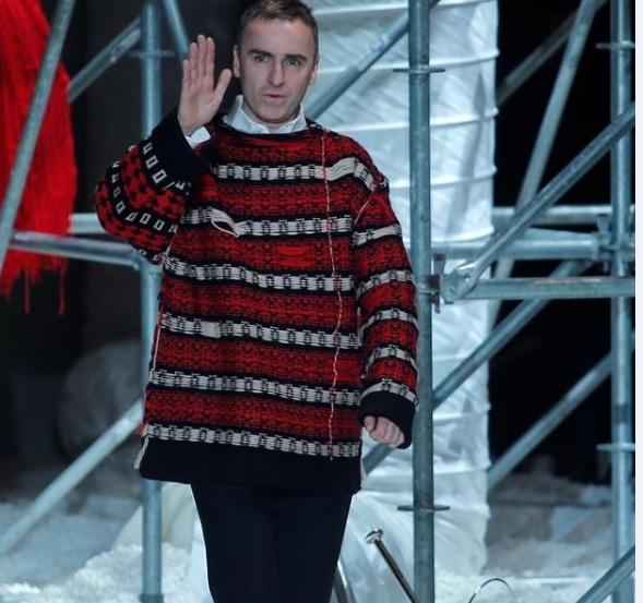 Calvin Klein sumerge su pasarela de Nueva York en la película