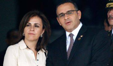 Exesposa de Funes enfrentará audiencia por corrupción en El Salvador