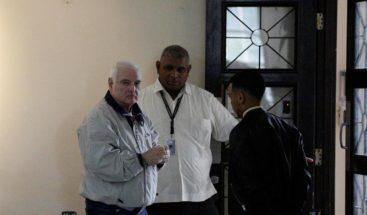 Fiscalía objeta más de 65 pruebas presentadas por defensa de Martinelli