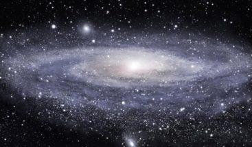 La Vía Láctea sufrió un impacto que alteró las órbitas de sus estrellas