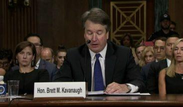 Kavanaugh y su acusadora mantienen versión en medio de lágrimas