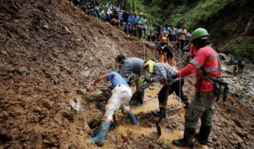 Suben a 42 los muertos en mina afectada por tifón Mangkhut en Filipinas