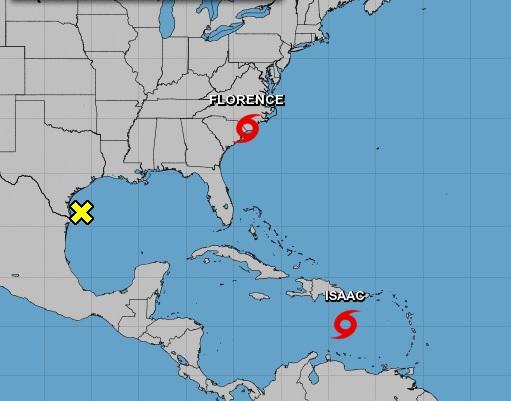 Florence se debilita a tormenta tropical mientras azota lluvias a EE.UU.
