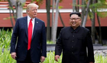 Una segunda cumbre con Kim Jong-un podría celebrarse