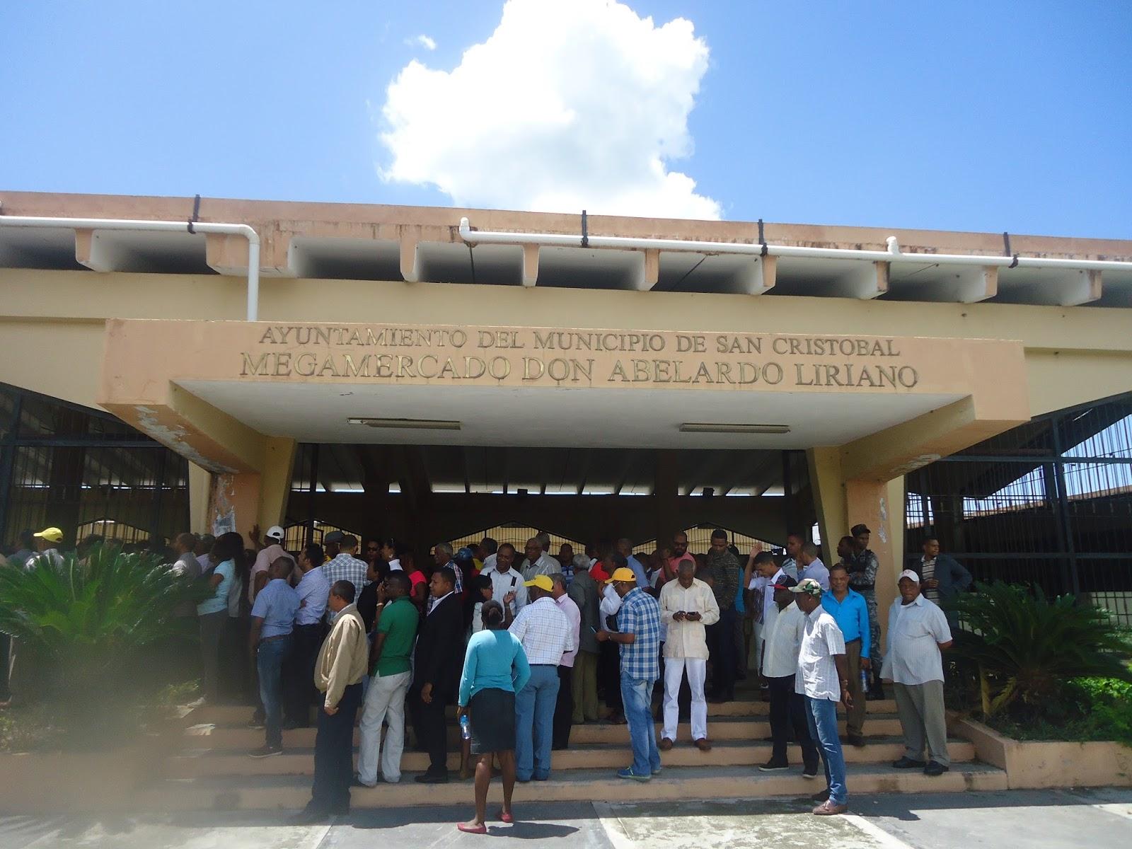 Cámara de Comercio apoya traslado de Mercado en San Cristóbal