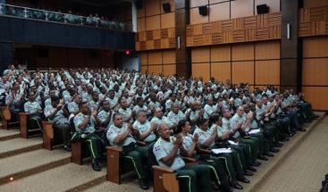 DIGESETT instruye agentes a cumplir ley respetando derechos ciudadanos