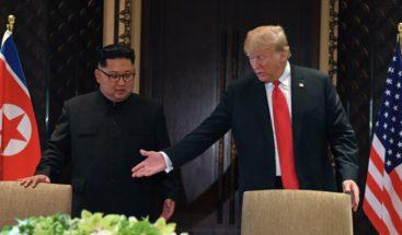 La Casa Blanca afirma que Kim ha pedido un segundo encuentro con Trump