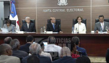 Junta Central Electoral define plazos legales para elecciones del 2020