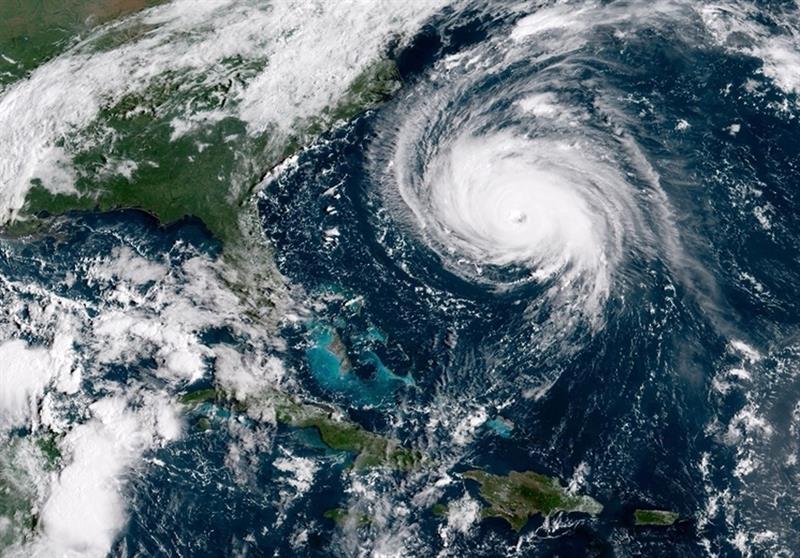 Florence baja a categoría 3 mientras se aproxima a costa sureste EE.UU.