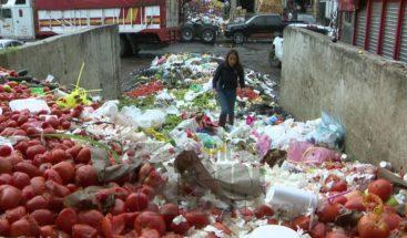 El 34 por ciento de lo que se produce en campos de México se desperdicia
